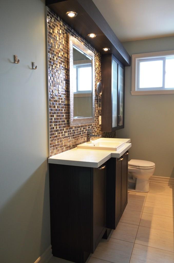 Meubles de salle de bain for Econo meubles
